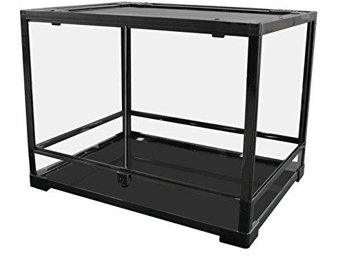 Carolina Custom Cages Terrarium, Medium 24x18x18; Easy Assembly by Carolina Custom Cages