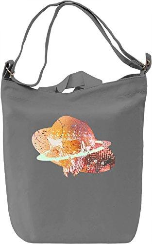 Dead Space Borsa Giornaliera Canvas Canvas Day Bag| 100% Premium Cotton Canvas| DTG Printing|