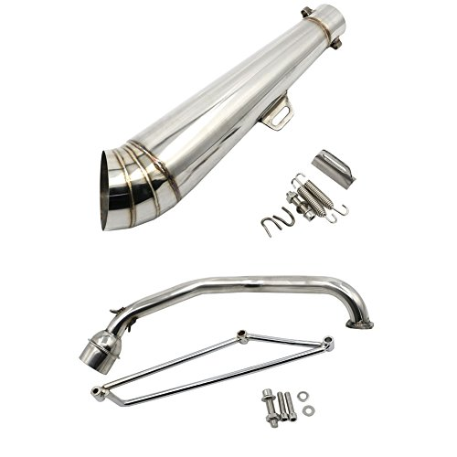 125Cc Exhaust Systems - 8