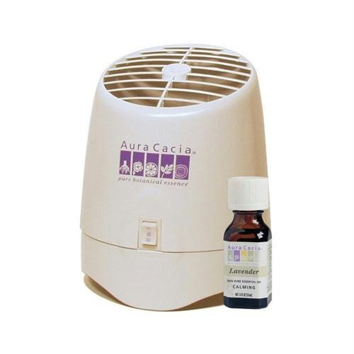 Aura Cacia Aromatherapy Vaporizer with Oil 1 Kit