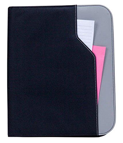 GOODHOPE Bags G8130 Universal E-Reader Tablet iPad Zip Around Padfolio, Red