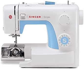 Singer Maquina de Coser Simple 3221, Azul: Amazon.es: Hogar