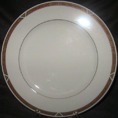 Noritake Diamond Trace Dinner Plate from Noritake