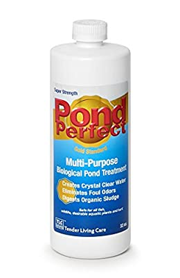 PondPerfect 30010 Multi Purpose Biological Pond Treatment 32-Ounce