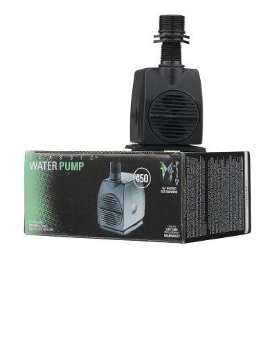 Aeroponic Rooting Machine (EZ-CLONE 450 Water Pump Plant Cloning Equipment, 320 GPH)