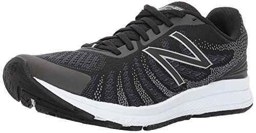 New Balance Womens Rushv3 Running-Shoes, Nero, 40.5 B(M) EU/7 B(M) UK