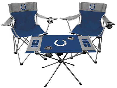 Rawlings NFL Indianapolis Colts Tailgate Kit, Team Color, One Size