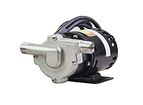 CHUGGER CPSSMAX-CI-2 230V STAINLESS STEEL BREWERY PUMP