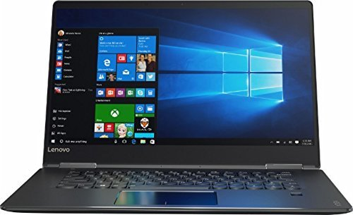 "Lenovo Yoga 710 2-in-1 15.6"" Touch-Screen Laptop i5 8GB NVIDIA GeForce GTX 940MX 256GB SSD"