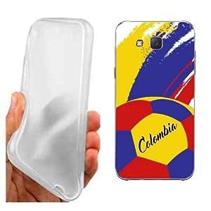 CUSTODIA COVER CASE COPPA AMERICA PALLONE COLOMBIA PER SAMSUNG GALAXY J1