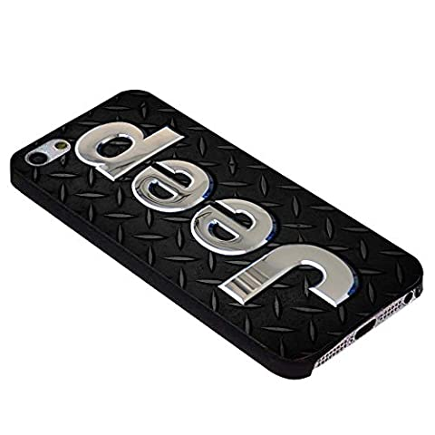 JEEP PERSONALIZED For iPhone Case ( (iPhone 6 plus black) (Beatles Phone Case 5c)