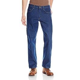Men's Loose-FitDungaree Jean