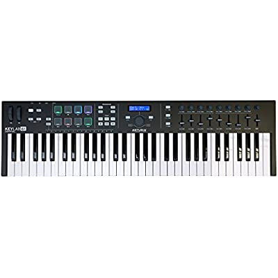 arturia-keylab-essentials-61-black