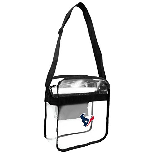 Littlearth NFL Houston Texans klar Reisetasche Umhängetasche