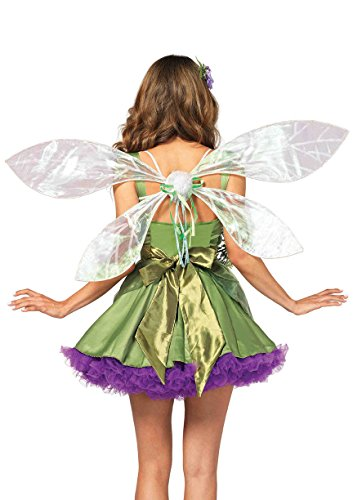 Leg Avenue Womens Iridescent Pixie (Iridescent Fairy Wings)