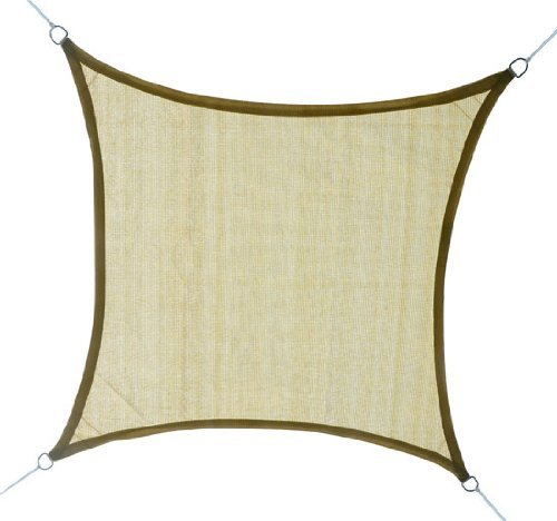 Outsunny  Square Outdoor Patio Sun Sail Shade Canopy,  12...