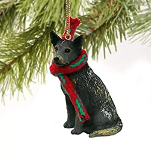 Australian Cattle Dog Miniature Ornament - Blue by Conversation Concepts 25