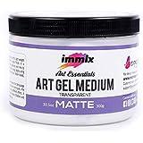 immix Acrylic Art Gel Medium Matte 300 Grams