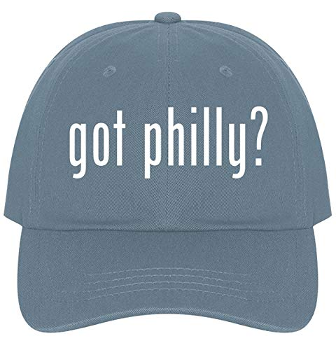 The Town Butler got Philly? - A Nice Comfortable Adjustable Dad Hat Cap, Light Blue ()
