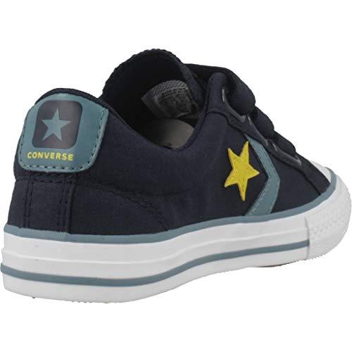 Chuck Basse Unisex – Blu dknavy Bambini Da Ginnastica Scarpe Star Converse Taylor All fxwUdHHq