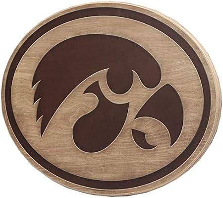 Open Road Brands NCAA Collegiate University Mascot Wood Sign