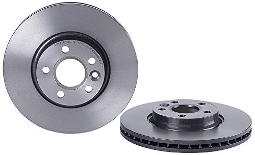 Paar Brembo 09.A427.11 COATED DISC LINE Bremsscheibe