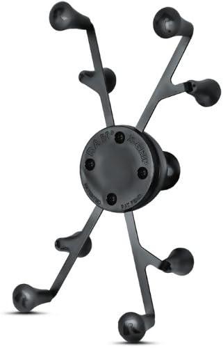 Ram X Grip Universal Halterung Für Tablets Mit Einer Größe Von 17 8 Cm Bis 20 3 Cm 7 8 Zoll Mit Ball Heimkino Tv Video