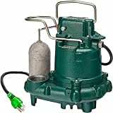Zoeller M63 PREMIUM SERIES 5 Year Warranty Mighty-mate Submersible Sump Pump, 1/3 Hp by Zoeller …