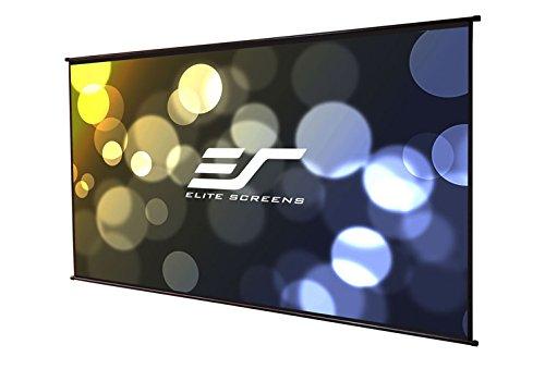 Elite Screens DIY Wall 2 Series, 150-inch 16:9, Do-It-Yourself Indoor & Outdoor Wall Projection Screen, Model: DIYW150H2