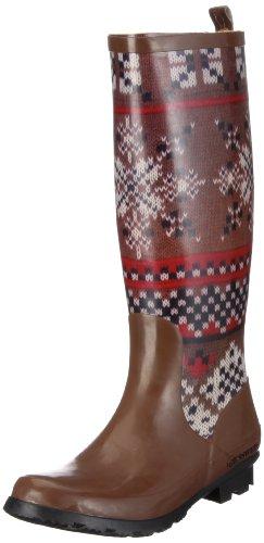 Giesswein Wachtberg 56-10-40520 - Botas de caucho para mujer Marrón