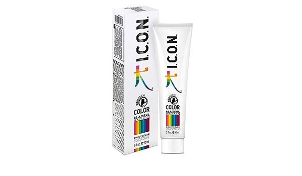 Icon Playful Brights Direct Tinte Tono Moody Magenta - 90 ml ...