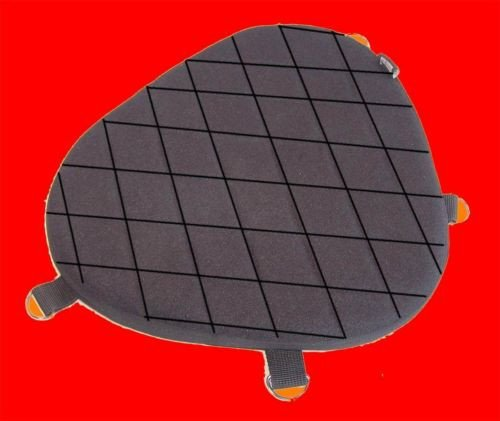 Motorcycle driver seat gel pad for honda gold wing GL Goldwing IND STURGIS