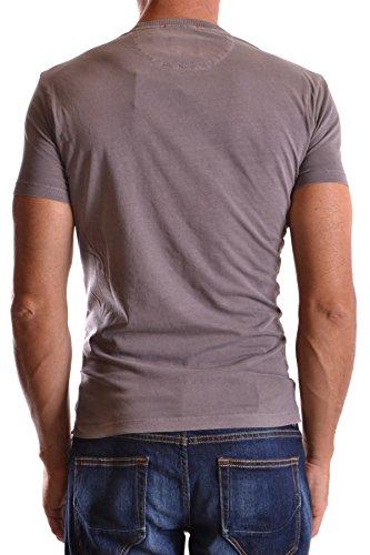 T Cotone Uomo Woolrich Grigio Mcbi314023o shirt qZx1wU