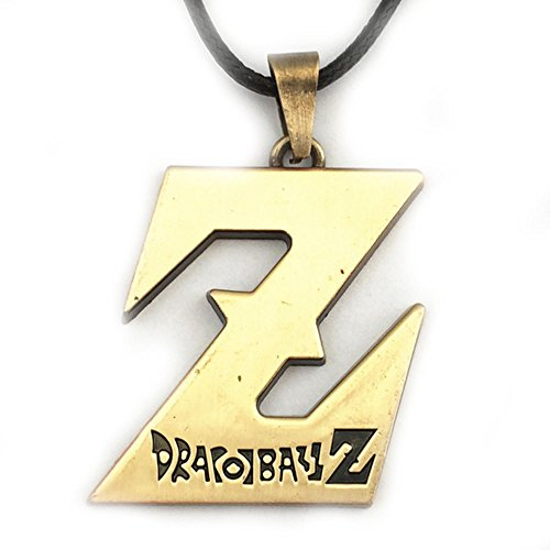 Anime Dragonball Z Text 18' Necklace in Gift Box by Superheroes