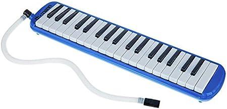 3 OCTAVE 37 NOTE MELODICA WIND PIANO CON FUNDA: Amazon.es ...