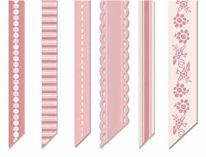 Caja Chatter - rollo de cinta decorativa - Rosey