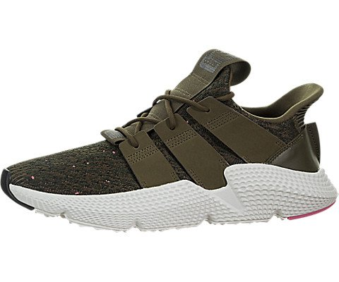 07a8ff9538735 adidas Originals Men's Prophere Trace Olive/Running White/Pink 11.5M