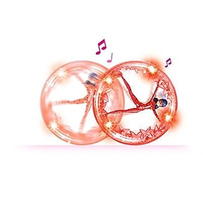 Miraculous Ladybug Light Wheel Action Deluxe Doll: Bandai: Toys & Games