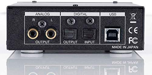 Fostex HP-A3 32-Bit Digital to Analog Converter Headphone Amplifier