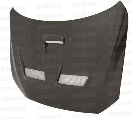 SEIBON 08-09 Lancer EVO X Carbon Fiber Hood CW Evo 8 Seibon Carbon Fiber