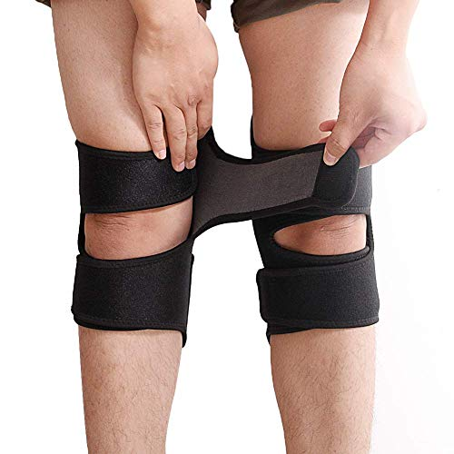 Powerlift Knee Protection Booster Old Cold Leg Knee Band Mountaineering Deep Care Joint Support Knee...