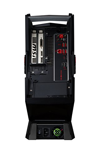 MSI Aegis 3 Plus 8RE-223US Enthusiast Gaming Desktop GTX 1080 8G i7-8700 16GB 256GB SSD + 2TB HDD Win 10 VR Ready + KB and Mouse