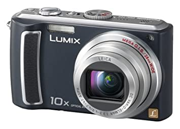 panasonic dmc tz4 black 8 1mp digital camera amazon co uk electronics rh amazon co uk
