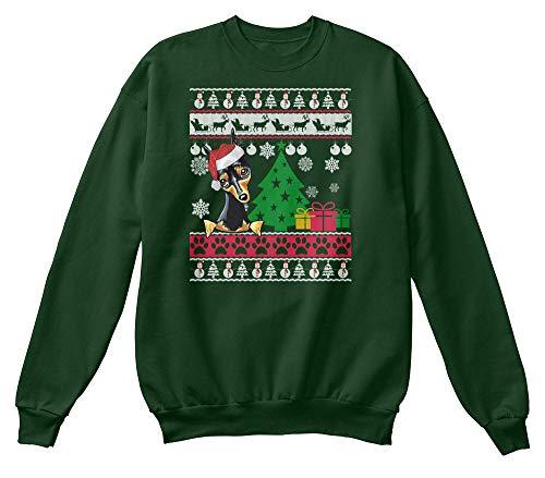 Miniature. S - Deep forest Sweatshirt - Hanes Unisex Crewneck Sweatshirt