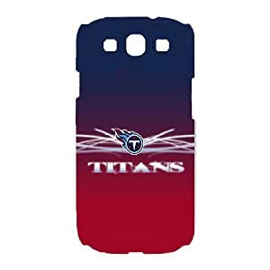 Samsung Galaxy S3 I9300 Phone Case Football NFL Tennessee Titans Personalized Cover Cell Phone Cases GHX426604