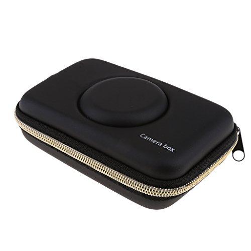 Baoblaze Bolsa de Almacenamiento de Compatible con Cámara digital Polaroid Snap & Polaroid Snap Touch Instant Print - negro