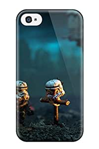 Iphone 4/4s YY-ONE Star Wars Death Case - Eco-friendly Packaging
