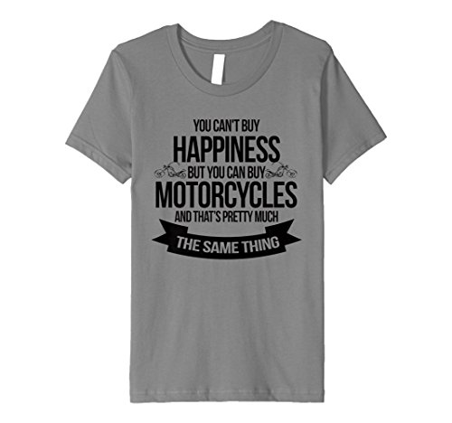 Motorcycle Happiness Bikers T-shirt