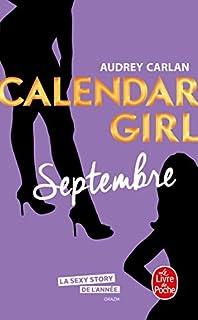 Calendar girl 09 : Septembre