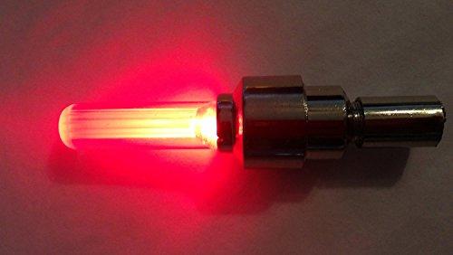 Red Led Valve Stem Lights - 8